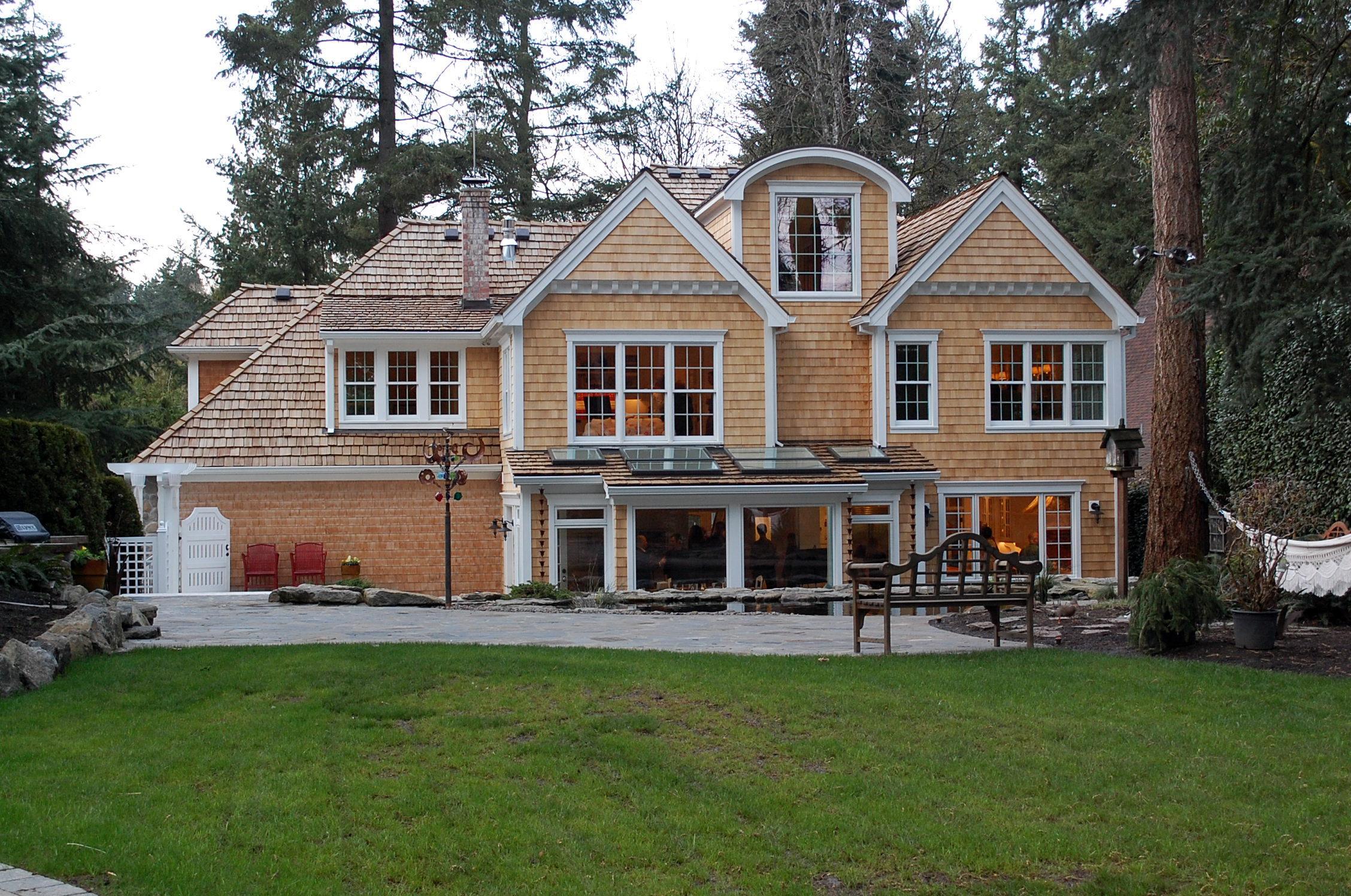 Portland home remodel tour lake oswego home tour video for Portland home